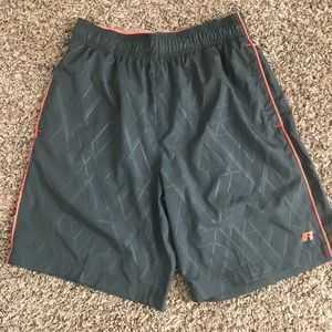 Men's gym shorts.